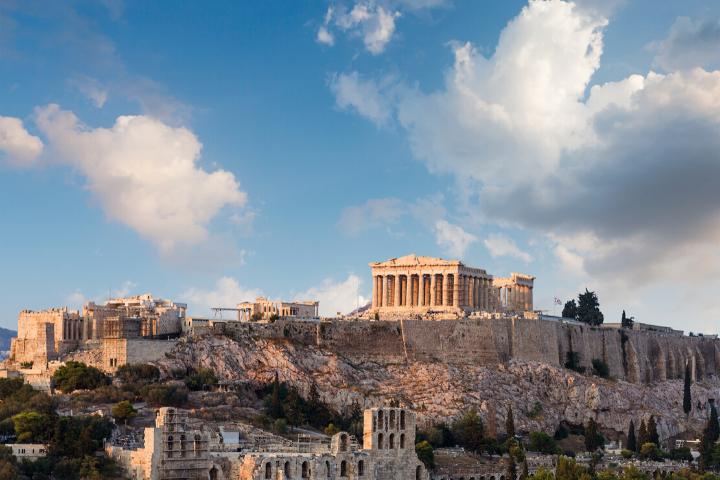 Acropoli in Grecia