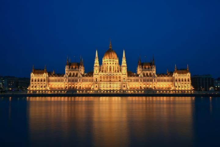 Palazzo del Parlamento, Budapest