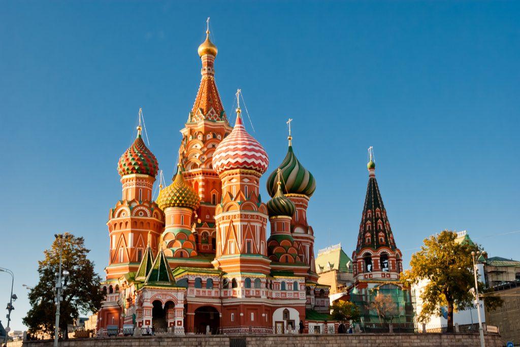 Cattedrale di San Basilio, Russia