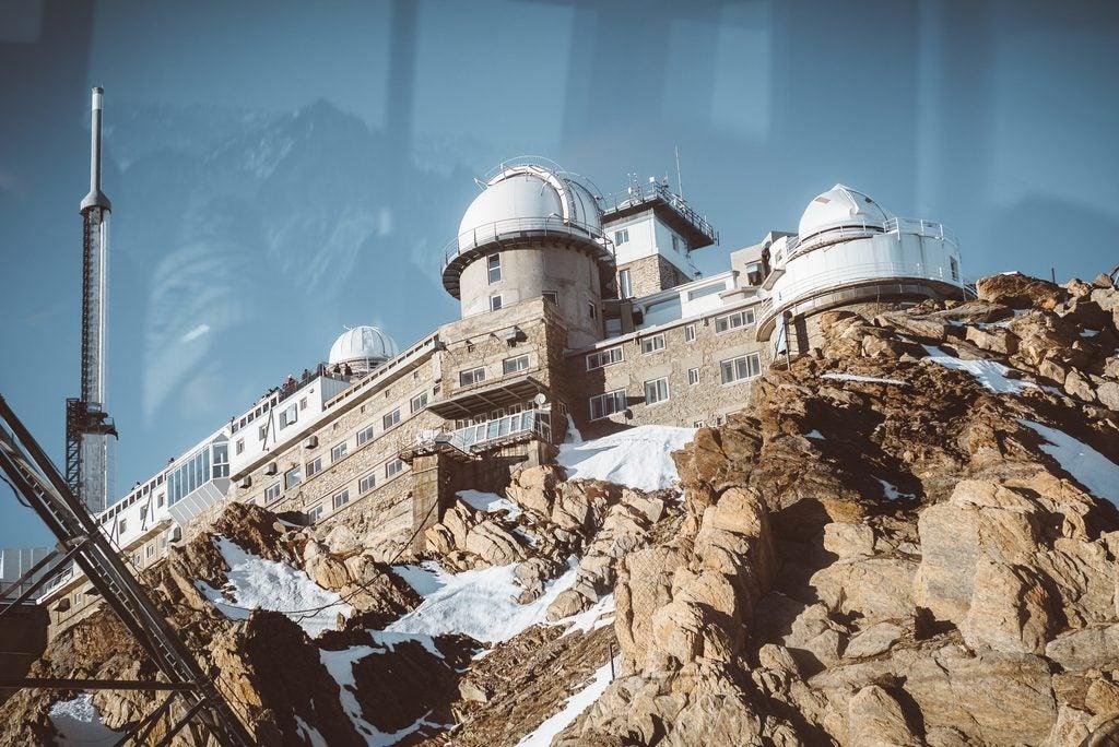 Osservatorio Pic du Midi, Francia