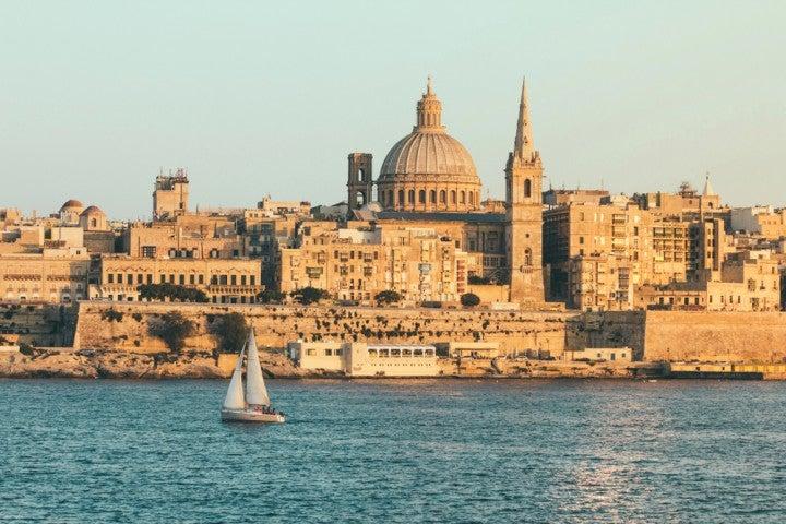 Città di Malta e le Tre città, isola di malta