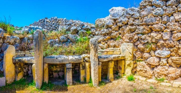 Tempio megalitico a Malta
