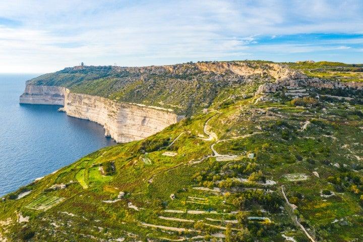 Natura e montagne maltesi