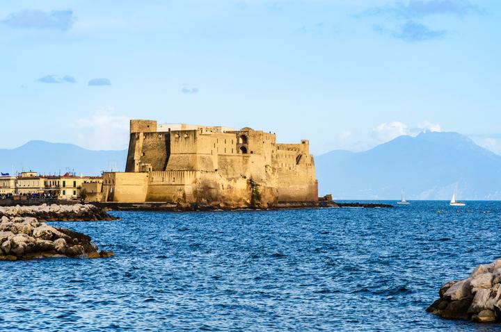castel dell'ovo di Napoli