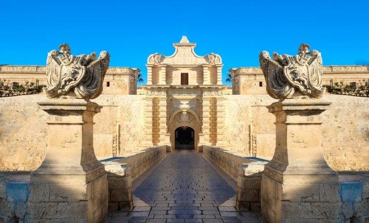 Porte della città di Mdina