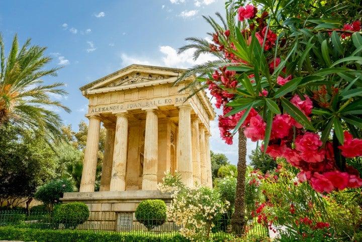 Mausoleo  da vedere a Malta
