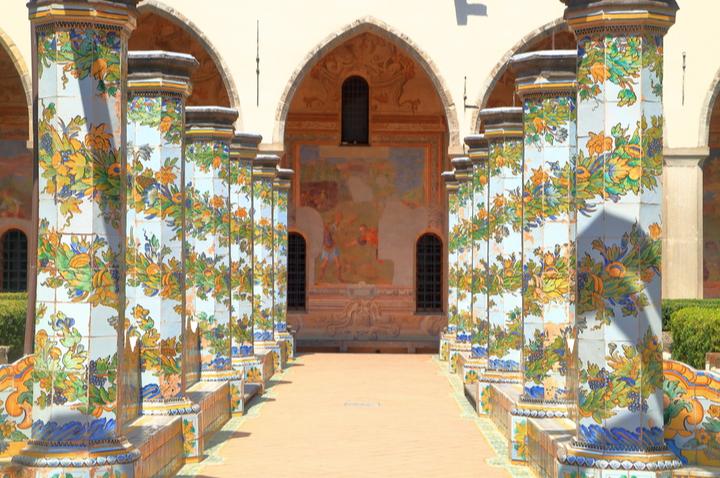 Monastero di Santa Chiara a Napoli