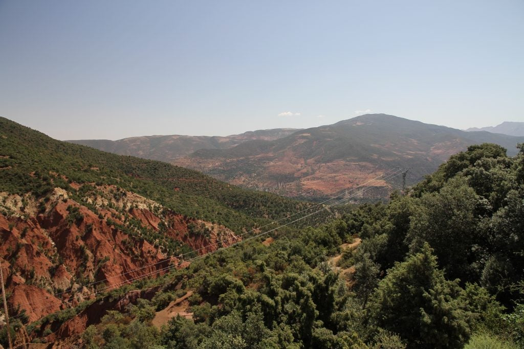 Rif marocchino