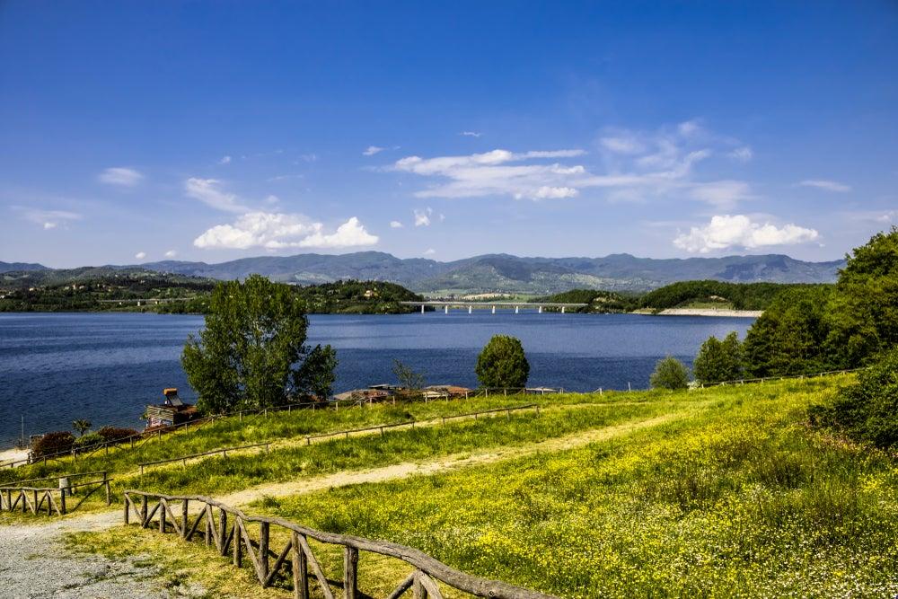 lago di Bilancino