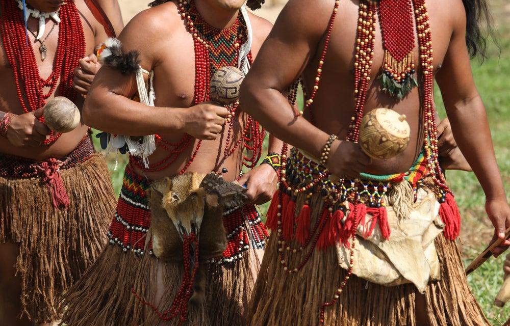 Indiani incontattati del Brasile