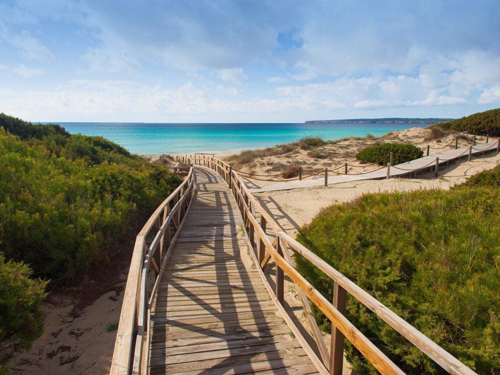 itinerari Formentera