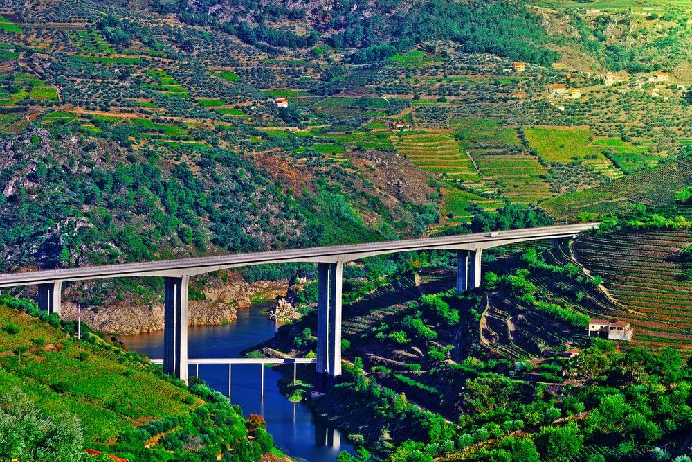 fiume douro portogallo