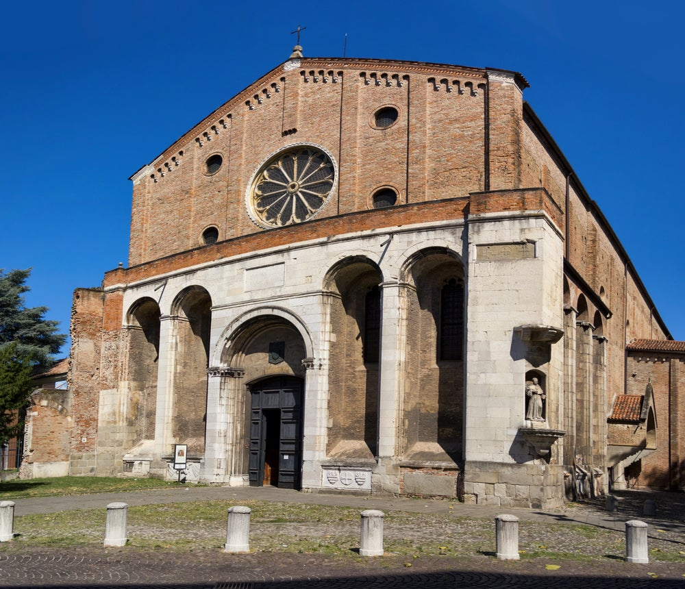 Chiesa degli Eremitani Padova