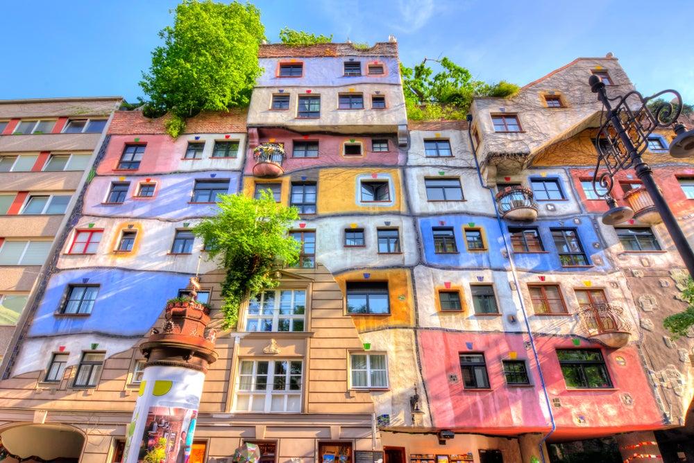 Casa Hundertwasser Vienna
