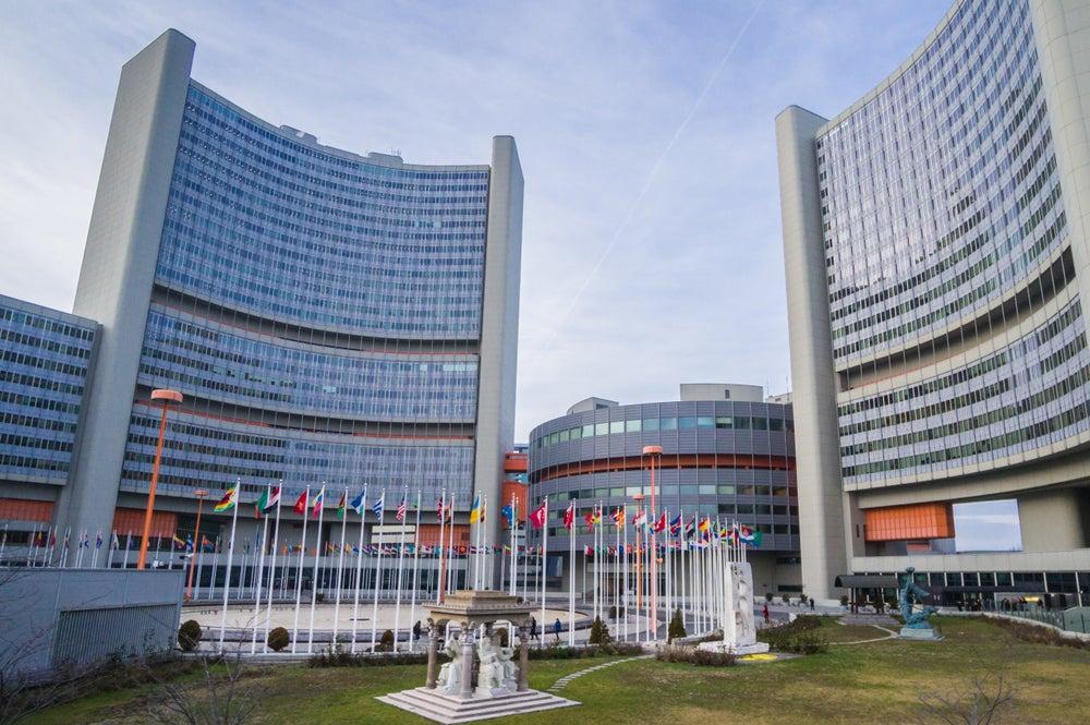 uffici dell'ONU Vienna