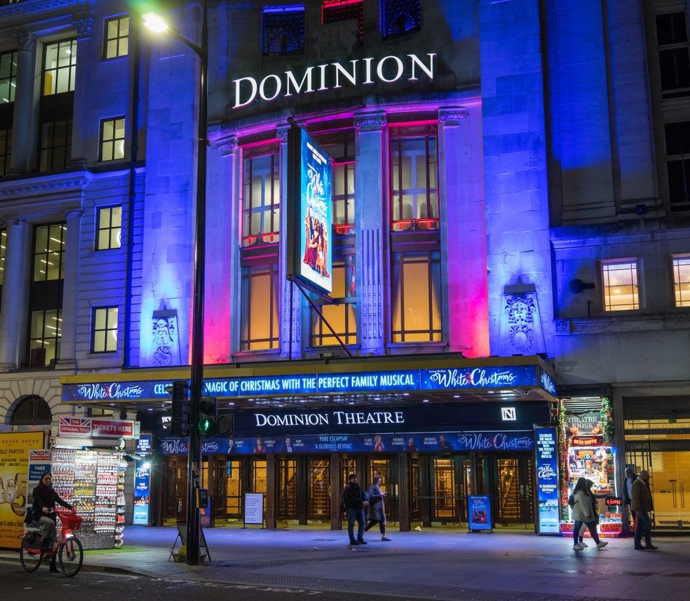 Dominion Theatre Londra
