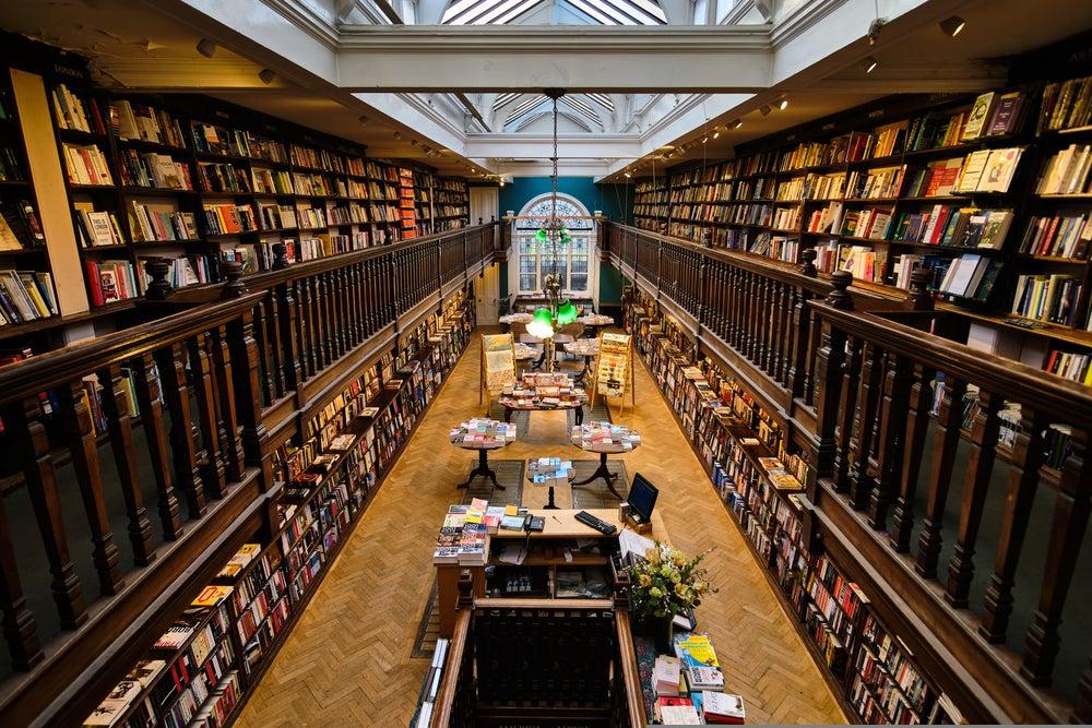 Daunt Books Londra
