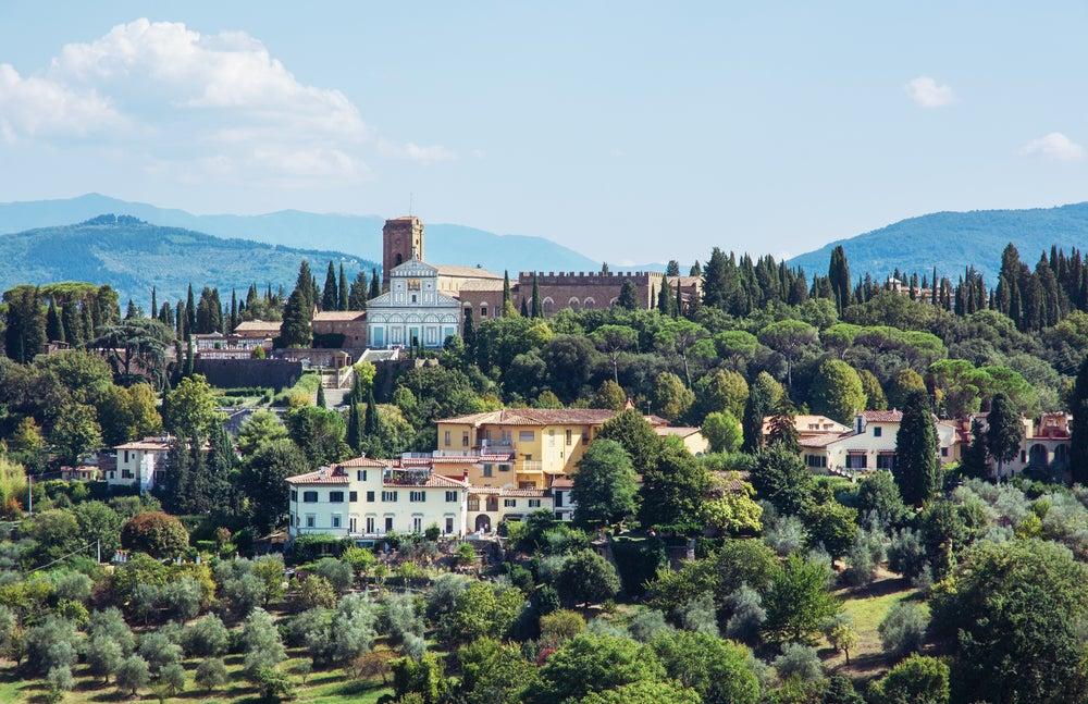 Basilica di San Miniato al Monte Firenze