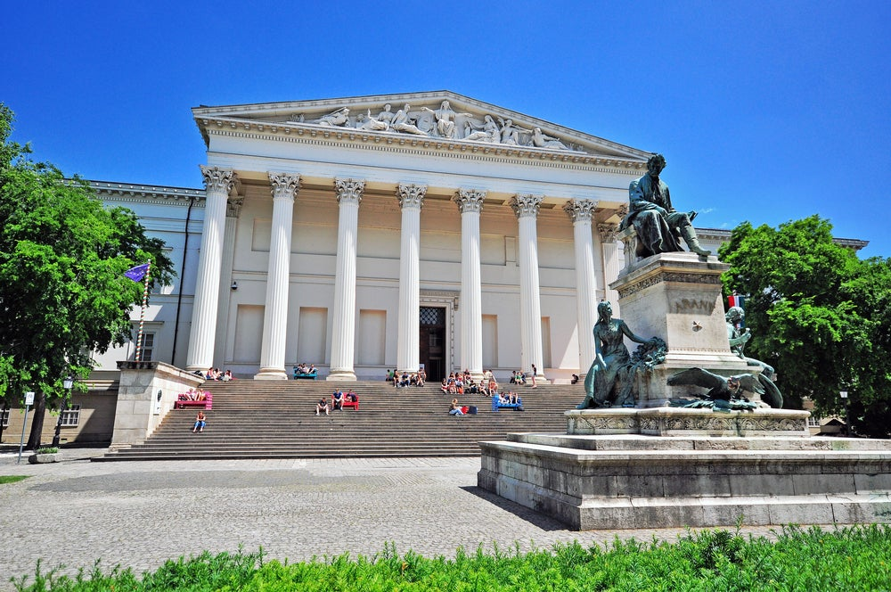 museo nazionale Budapest