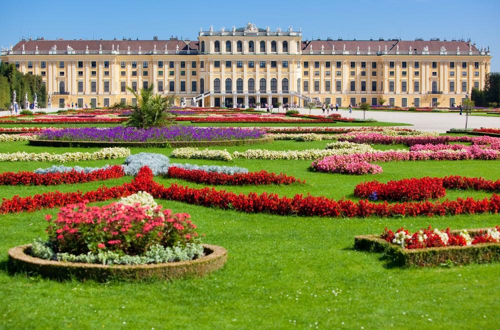 Palazzo di Schönbrunn Vienna