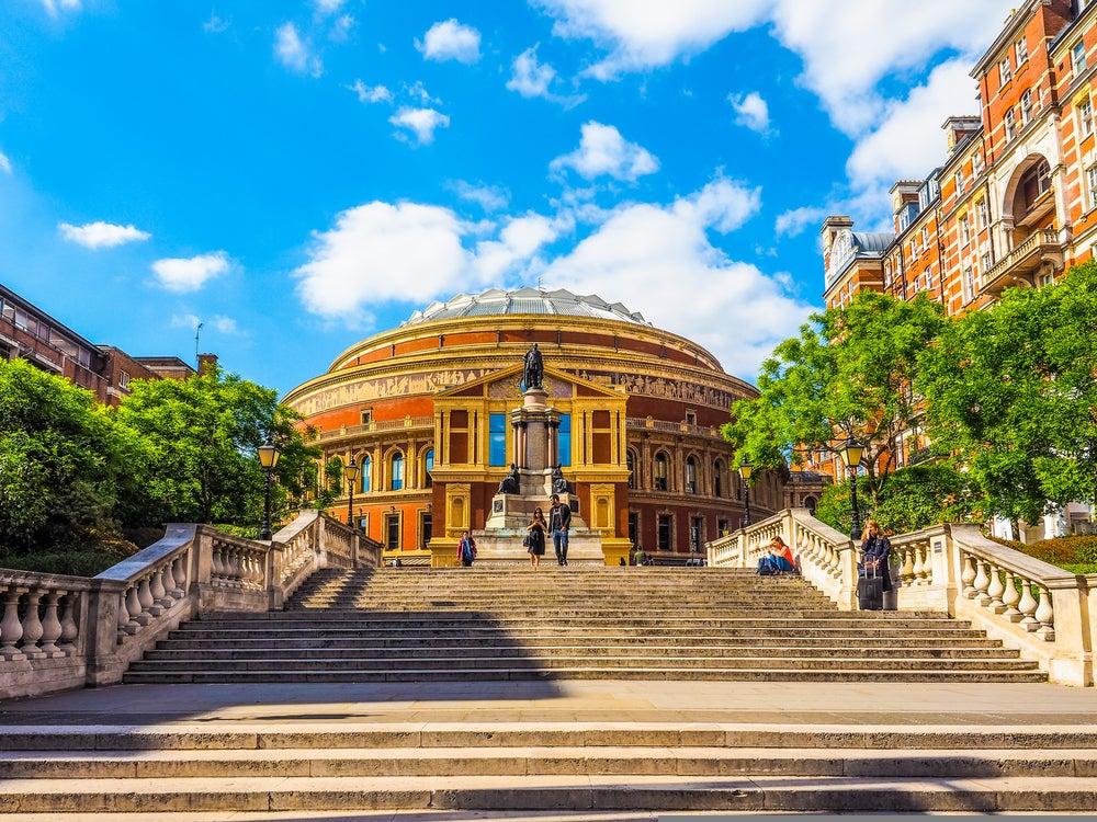 Royal Albert Hall Londra