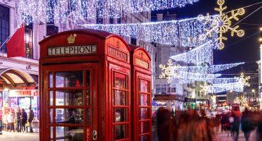 Natale a Londra: 12 cose da fare assolutamente