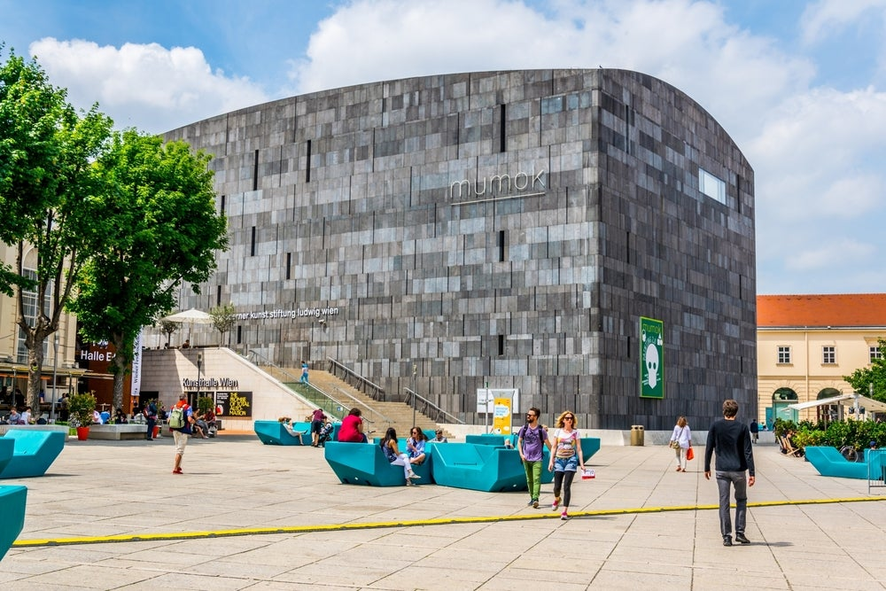 Mumok MUseum MOderner Kunst Vienna