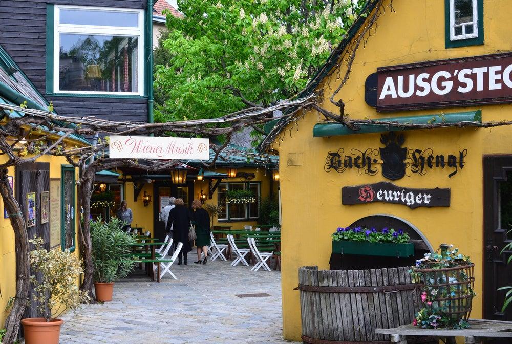 quartiere Grinzing Vienna