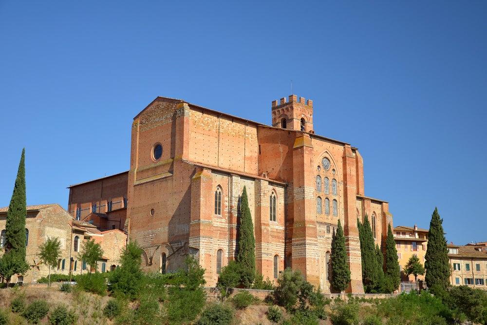Basilica Cateriniana San Domenico Siena