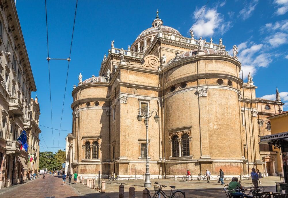 Basilica di Santa Maria della Steccata Parma