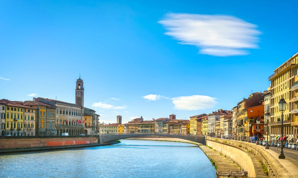 Lungarni Pisa