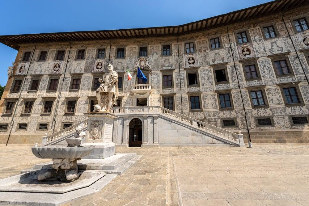 Palazzo dai Cavalieri Pisa