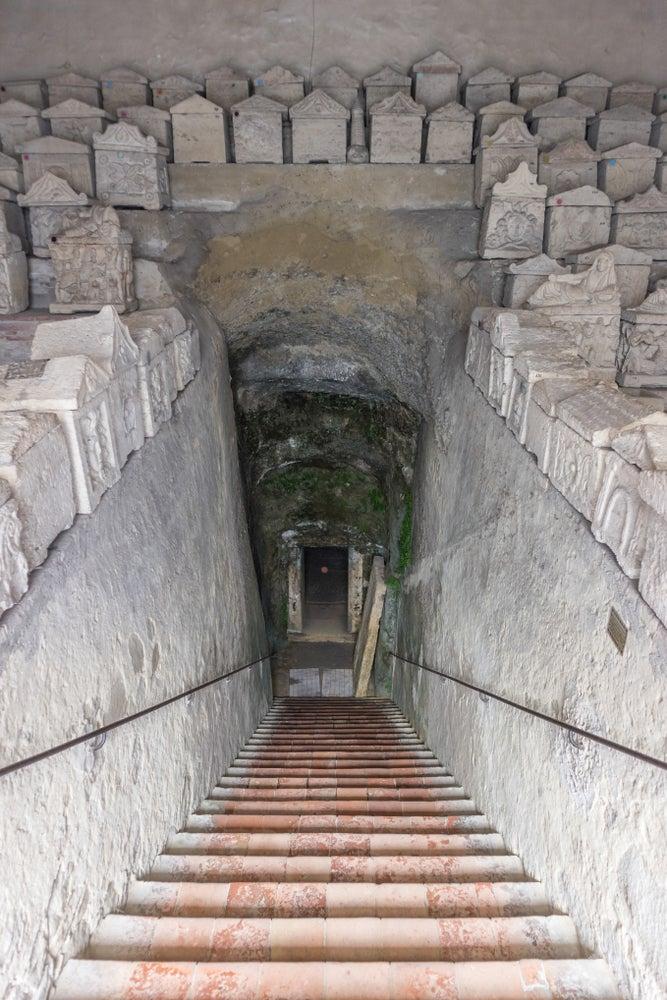 Necropoli del Palazzone Perugia