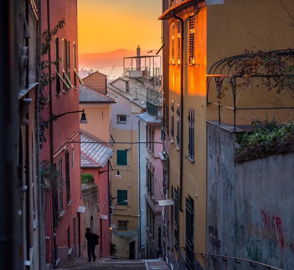caruggi Genova