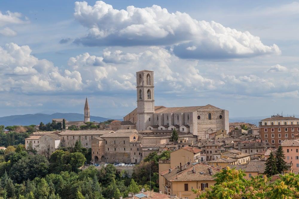 Basilica di San Domenico Perugia