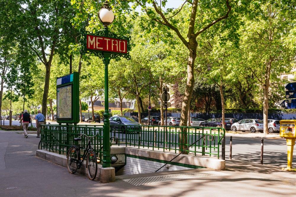 Metropolitana Parigina