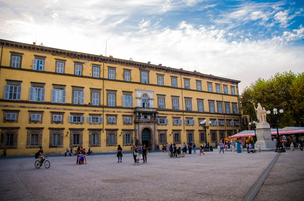 palazzo ducale Lucca