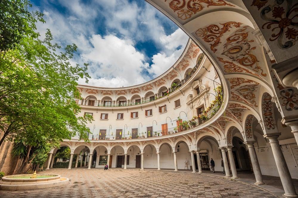 Plaza del Cabildo Siviglia