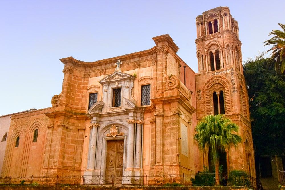 Santa Maria dell'Ammiraglio a Palermo.
