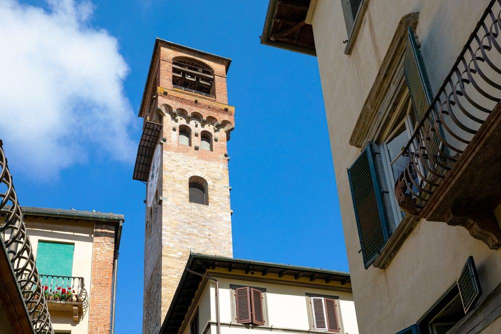 torre delle ore Lucca