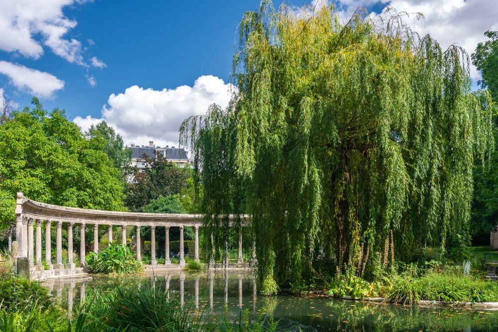Parc Monceau, Francia
