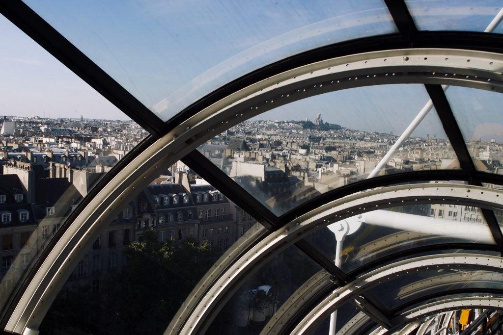 Centro Nazionale Georges Pompidou
