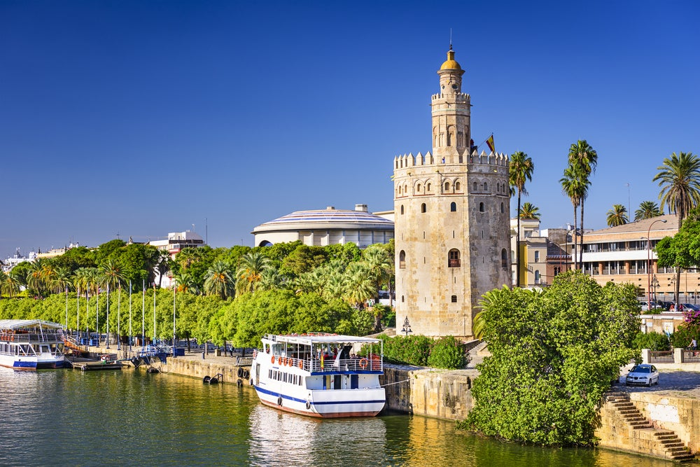 Torre dell'Oro Siviglia