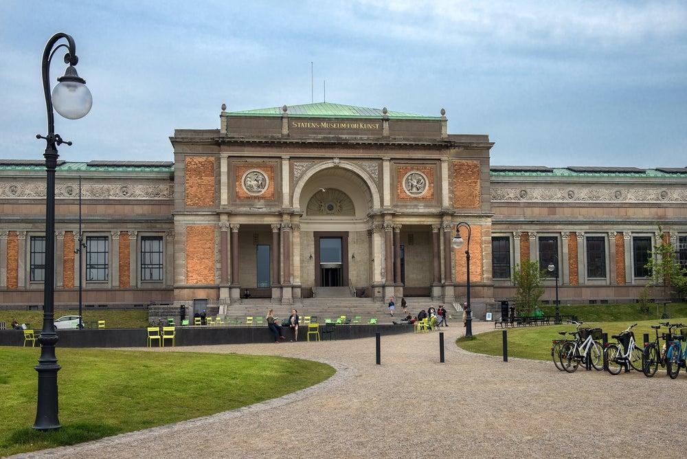 Galleria d'Arte Nazionale Copenaghen