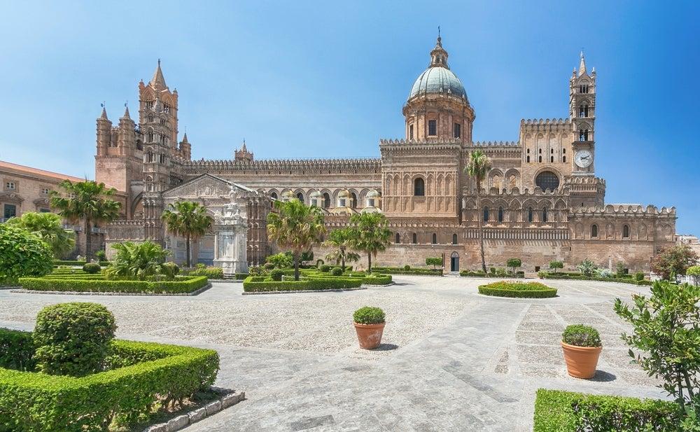 Piazza della Cattedrale di Palermo