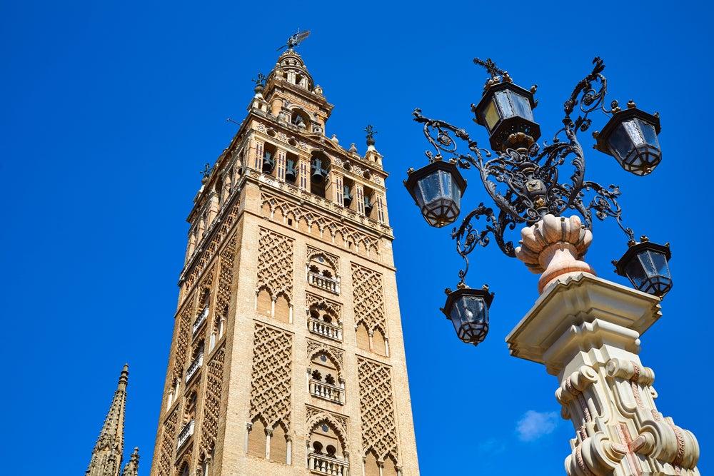 Torre La Giralda Siviglia