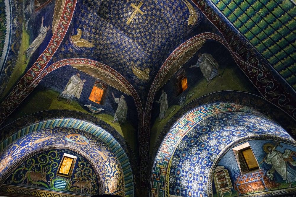 Mausoleo di Galla Placidia Ravenna