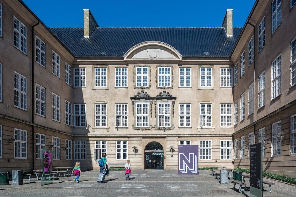 Museo Nazionale Danese Copenaghen