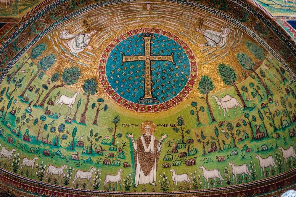 Basilica di Sant'Apollinare in Classe Ravenna