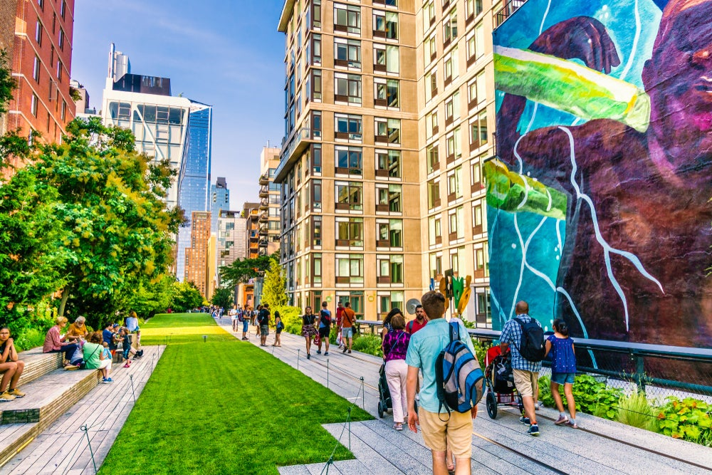 parco High Line New York
